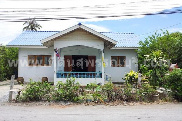 ขายบ้านพร้อมที่ดิน,อ.เมืองสุพรรณบุรี,จ.สุพรรณบุรี