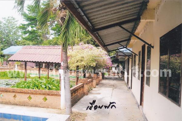 ขายรีสอร์ทริมแม่น้ำ,อ.เดิมบางนางบวช,จ.สุพรรณบุรี