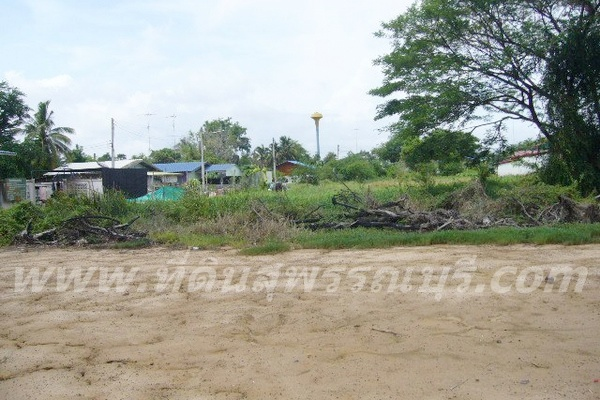 ที่ดินถมแล้ว,ที่ดินขายด่วน,ที่ติดถนน,ที่ขายถูก,สุพรรณ
